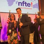 NFTE Global Show Case 2018 in New York