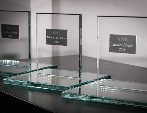 Einladung zum NFTE Landesevent Berlin und neue Bundesländer