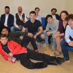 Boys Power bei der NFTE Businessplan-Präsentation an der Katholischen Bonifatiusschule