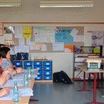 NFTE Businessplan-Präsentation an der Ludwig-Windhorst-Schule in Ostercappeln