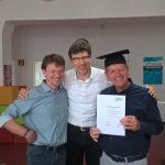 neuer Vorstandsvorsitzender von NFTE Deutschland e.V.