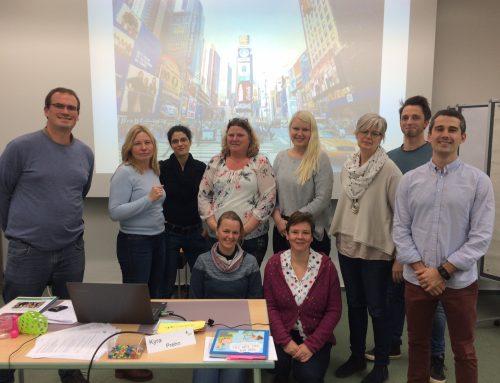 Lehrerfortbildung in Aukrug