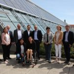 Jurymitglied beim Europäischen Unternehmensförderpreis