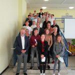 Businessplan Präsentationen an der Rober-Koch-Schule