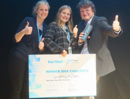 Gewinnerin Lena berichtet über ihre Erfahrungen mit NFTE