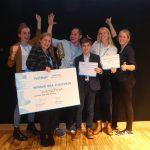 Eindrücke des Youthstart Award 2019 von der NFTE Lehrerin des Jahres 2018