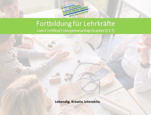 Fortbildungsangebot für Lehrkräfte aus Berlin und Brandenburg